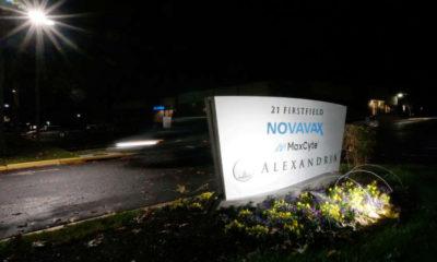 Novavax CFO Greg Covino to step down 8