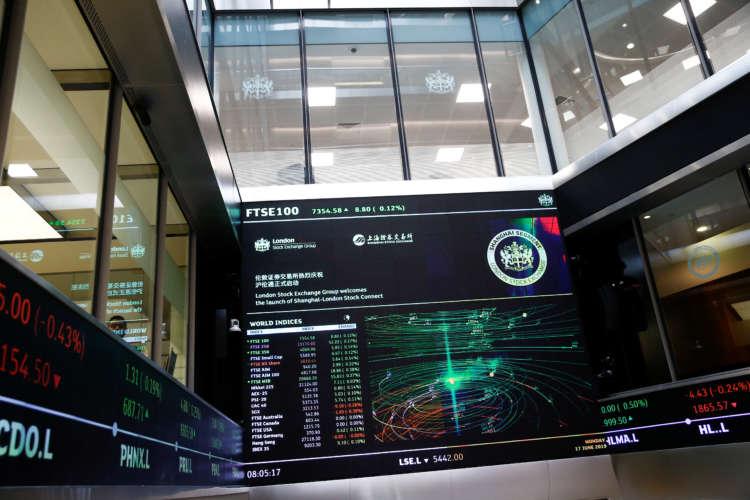 AstraZeneca, mining stocks pull FTSE 100 higher; Tesco caps gains 1