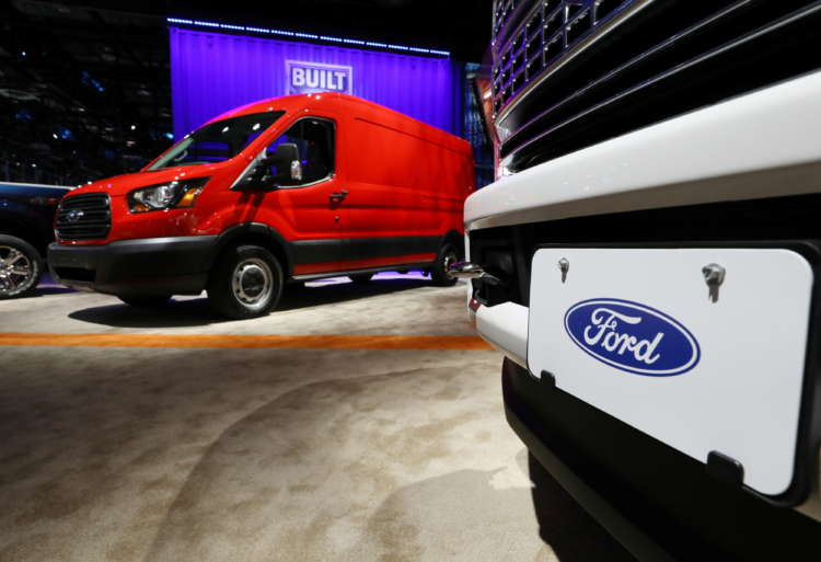 Ford details new production cuts due to global chip shortage 14