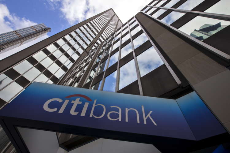 Citigroup profit triples, exits some overseas consumer units 1