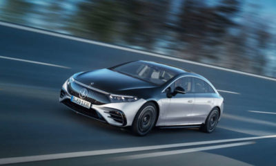 With flagship electric car, Mercedes takes fight to Tesla 5