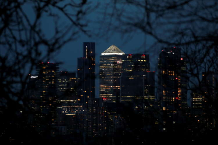 City of London calls for 'paradigm shift' in tech at banks 1