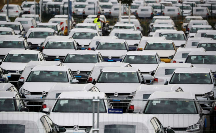 European new car sales jump 87% year-on-year in March - ACEA 1