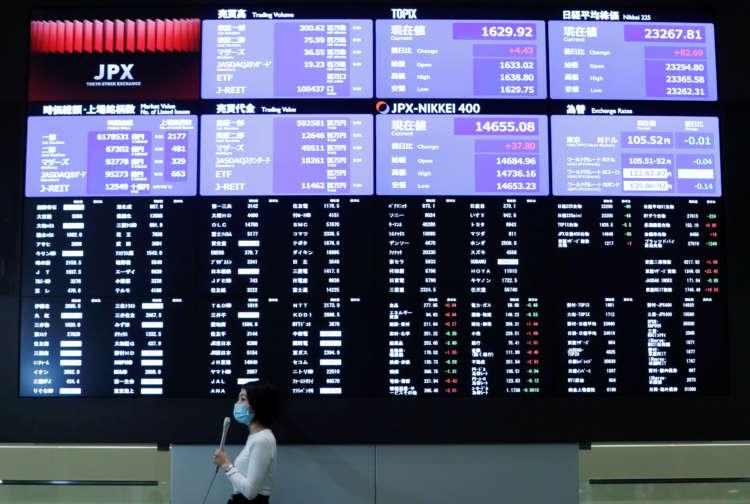 Asian shares near 1-1/2 week highs, Bitcoin recoups losses 1