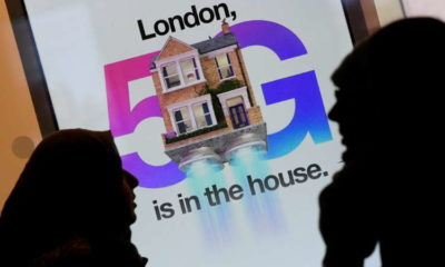 Britain faces call for telecoms kit target to boost suppliers 15