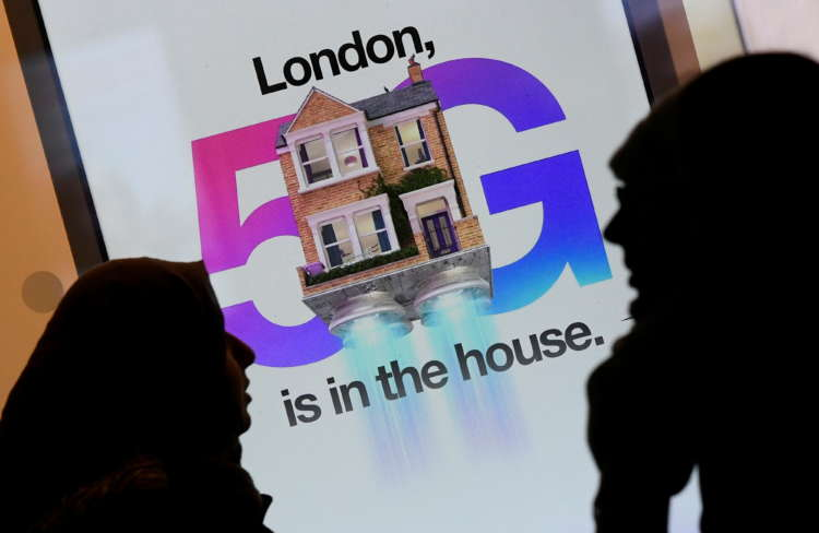 Britain faces call for telecoms kit target to boost suppliers 16