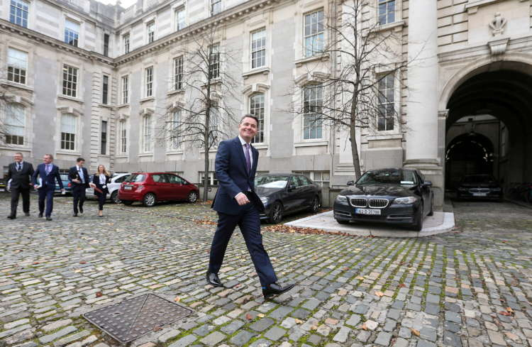 Ireland pleads case for small countries as OECD moves towards global tax deal 1
