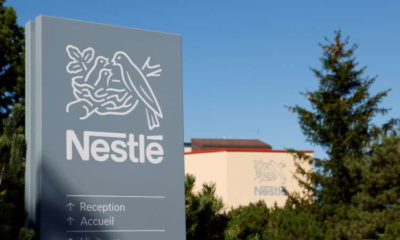 Coffee, dairy help Nestle post strongest quarter in a decade