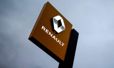 Lagging rivals, Renault sales fall for fifth straight quarter