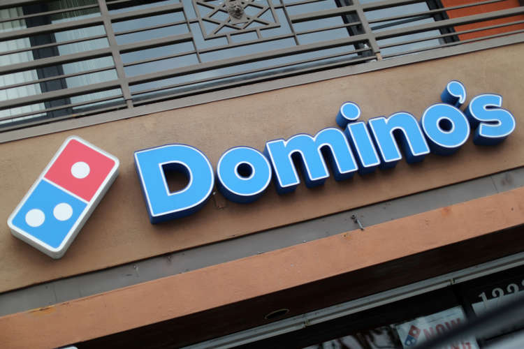 Pizza deliveries in UK boost Domino's quarterly sales