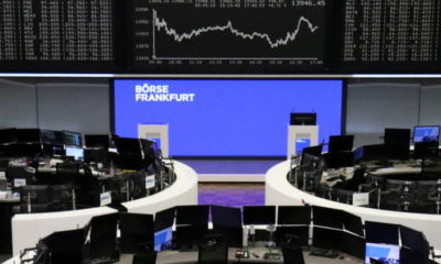 Solid earnings boost European stocks as ECB stands pat 13