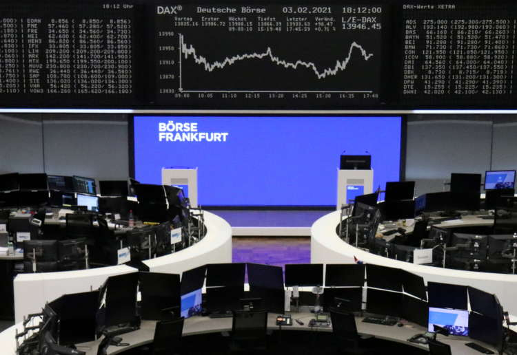 Solid earnings boost European stocks as ECB stands pat 1