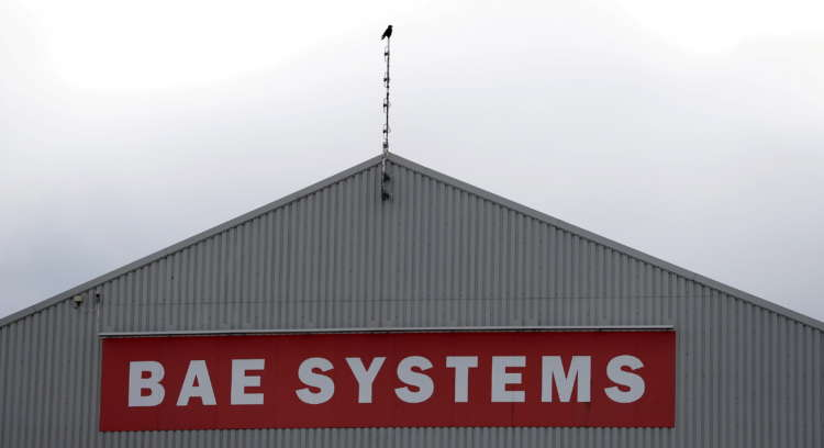 BAE Systems faces mounting criticism over CEO's pay to stay 4