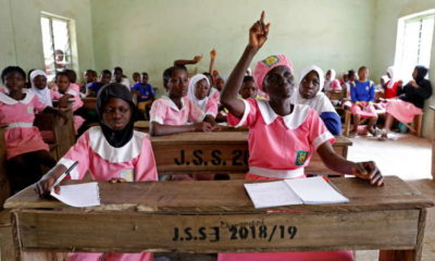 Africa's children need to get back to school to avoid 'lost generation' 2