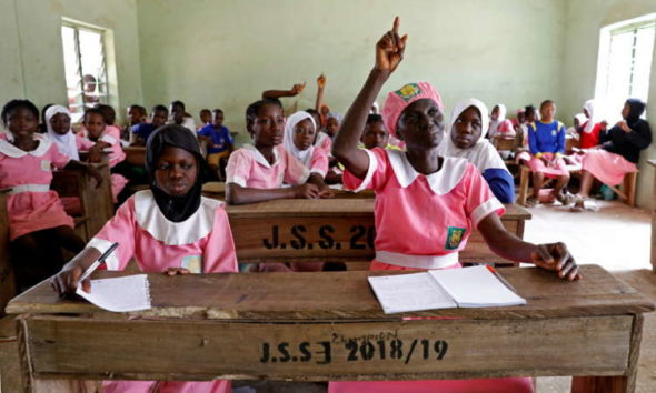 Africa's children need to get back to school to avoid 'lost generation' 1