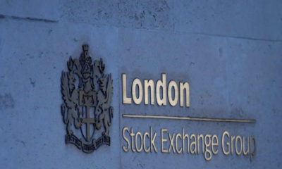 Stronger pound, industrials drag FTSE 100 lower ahead of April PMI data