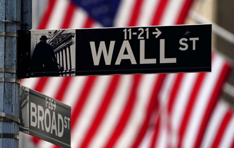 World shares off record peak; dollar rises 1