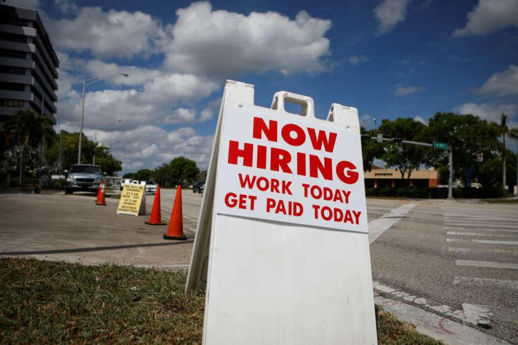 Stocks gain, U.S. debts under pressure after bumper jobs data