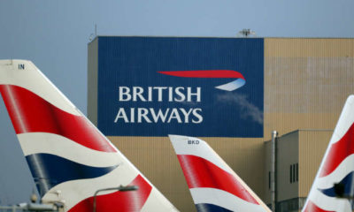 British Airways-owner IAG to cut emissions with sustainable aviation fuel target
