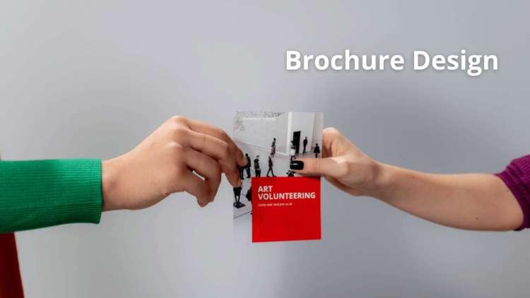 Brochure Design With Brochure Templates 1