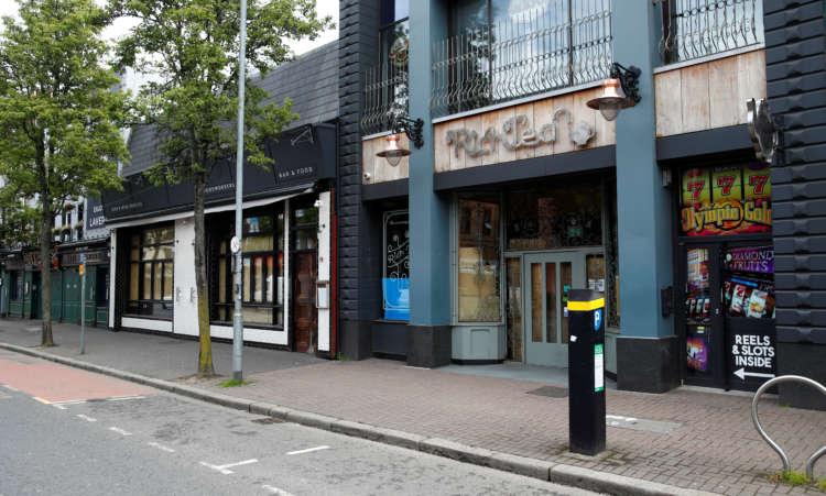 Northern Ireland to distribute 100 pound shop vouchers in COVID stimulus