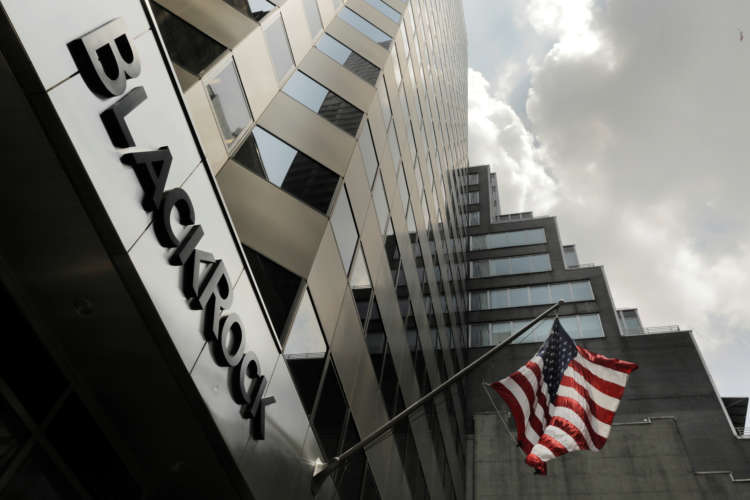 Exclusive: BlackRock, Mustier's blank-check firm eye Credit Suisse fund management arm - sources
