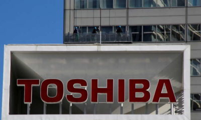 CVC delays Toshiba buyout offer after CEO change - Nikkei