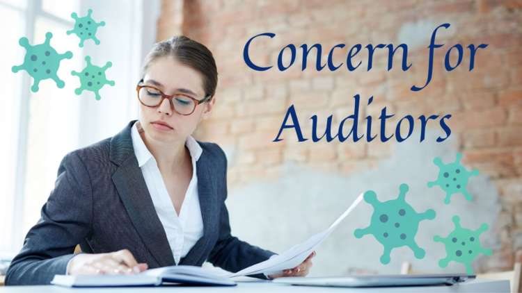 Covid-19: A (going) Concern for Auditors?