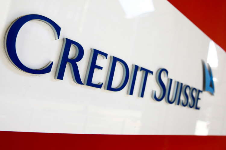Credit Suisse says to raise capital through new placement
