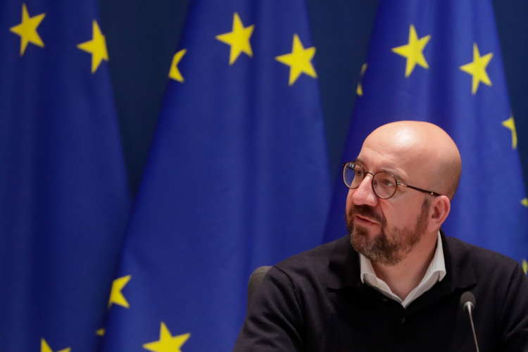 EU's Michel says COVID-19 recovery fund is sufficient - Les Echos