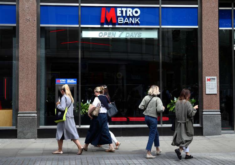Exclusive Challenger Metro Bank targets $3 billion in consumer finance