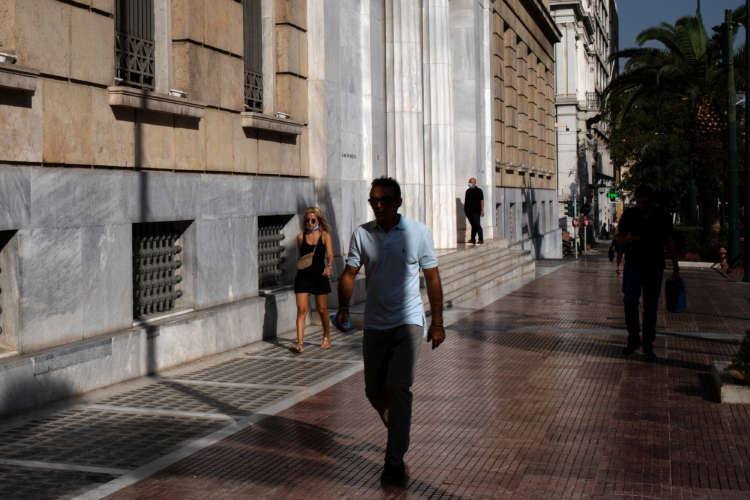 Greece eyes 3.6% economic growth this year, 6.2% in 2022- stability plan