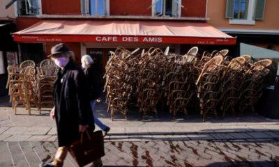 France cuts economic growth forecast to 5% amid lockdown