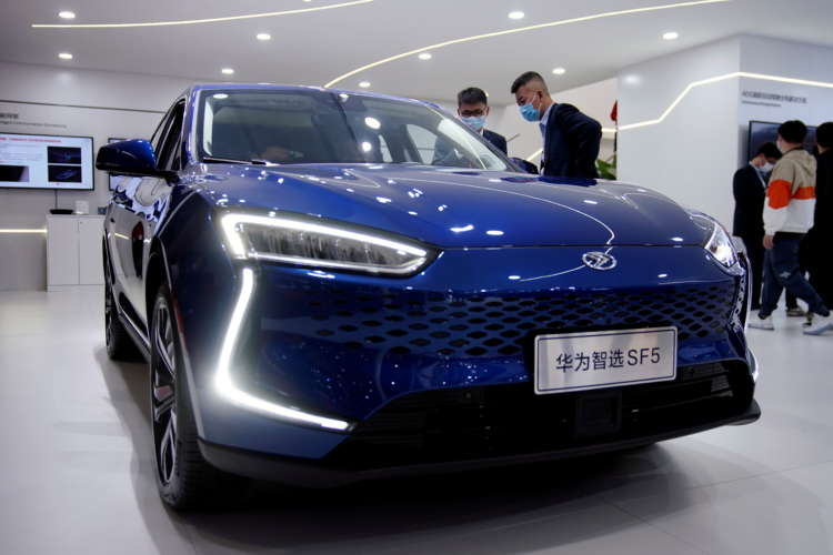 Exclusive: Huawei deepens dive into EVs, seeks control of small automaker - sources