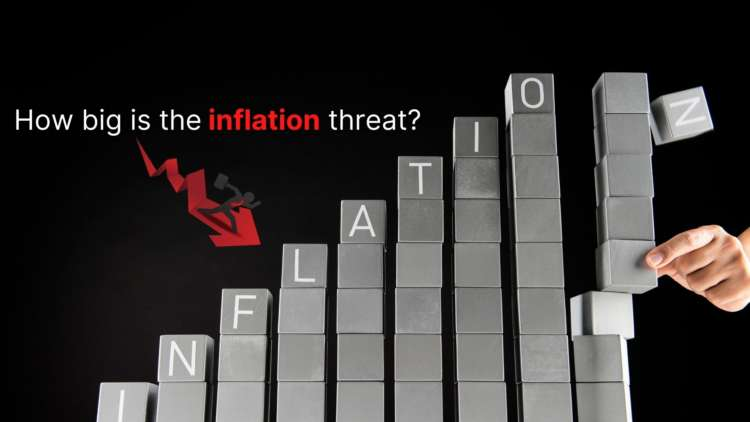 How big is the inflation threat? 1