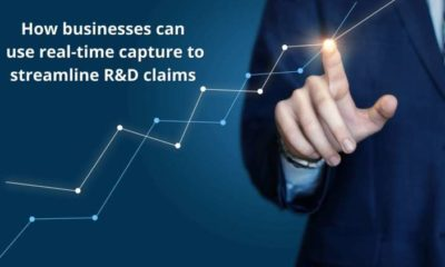How businesses can use real-time capture to streamline R&D claims 7