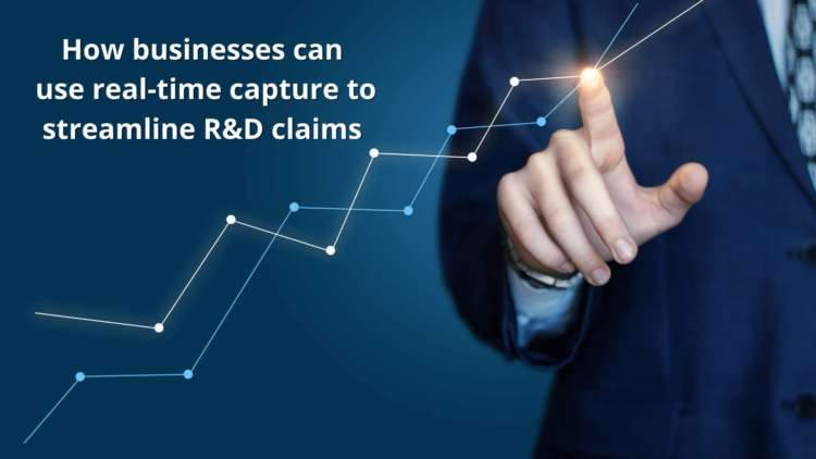 How businesses can use real-time capture to streamline R&D claims 8