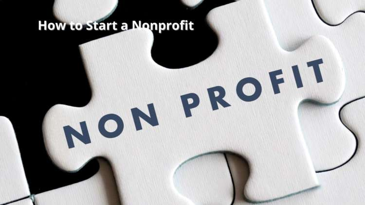 How to Start a Nonprofit 1