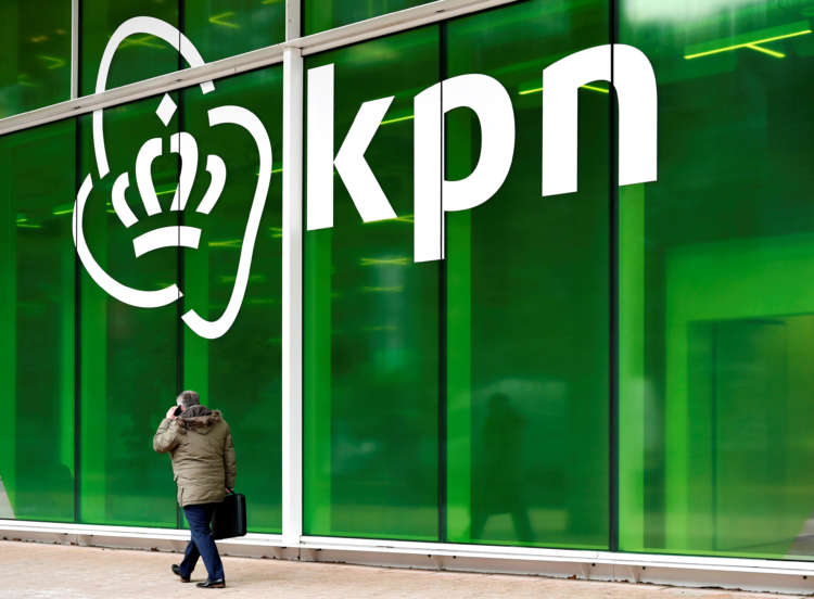 KPN investing to grow, not seeking a takeover -CEO
