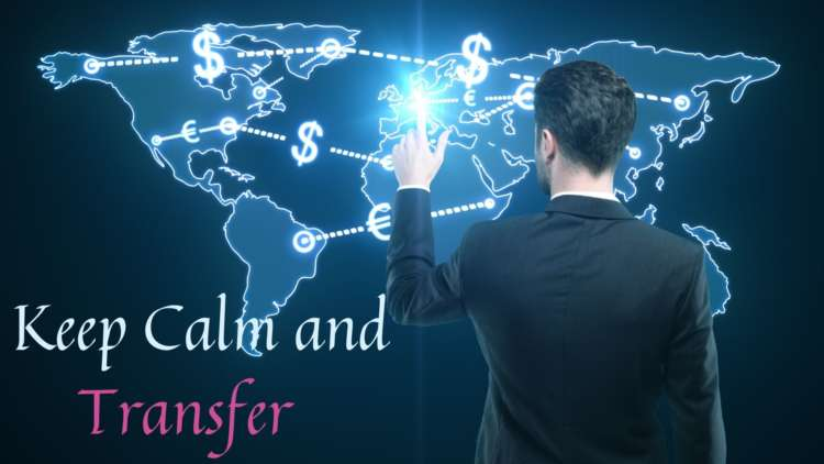 Keep Calm and Transfer 10