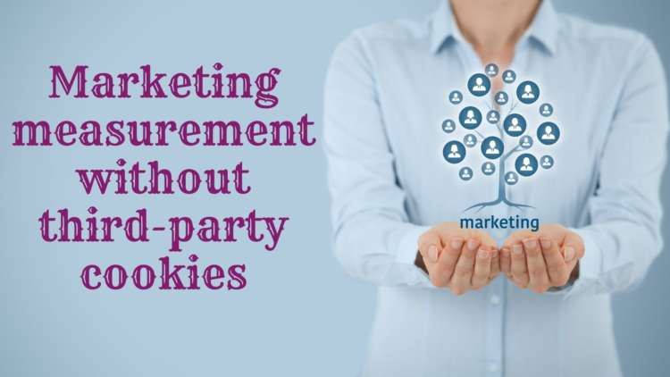 Marketing measurement without third-party cookies