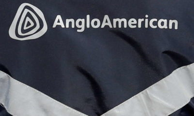 Miner Anglo American's first-quarter production up 3%