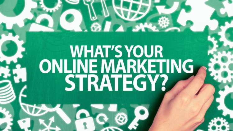 Website Strategies - Online Marketing Strategy to Grow Your Business