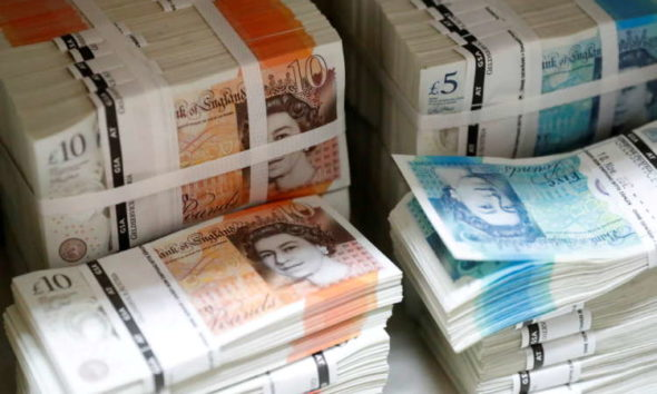 Sterling slips versus euro; currency markets quiet ahead of ECB meeting
