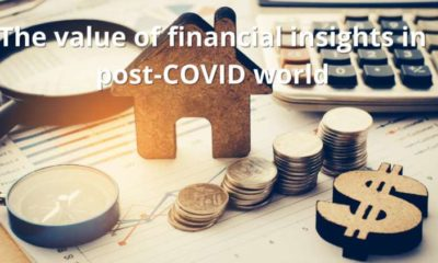 The value of financial insights in post-COVID world 9