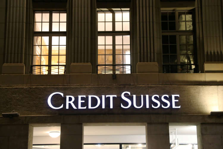 Credit Suisse shares rally while Archegos ripples spread