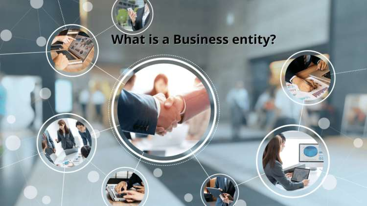 What is a Business entity? 1
