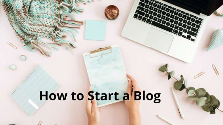 How to Start a Blog - The 6 Simple Steps to Creating a Blog That Your Readers Love 1