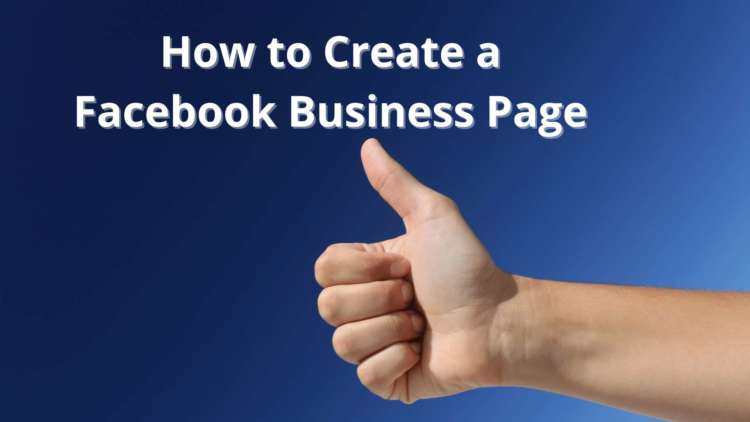 How to Create a Facebook Business Page - Easy As pie 1