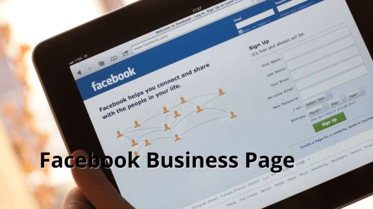 How to Make a Facebook Business Page 1